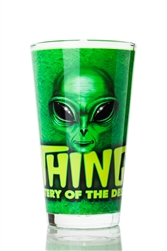 Glass, The Thing Alien (17oz)