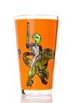 Glass, The Thing Alien Raptor (17oz)